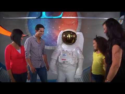Experience the real thing at Space Center Houston