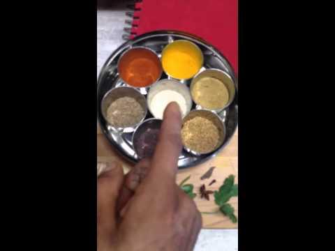 Ayurvedic Cooking Mung Bean Curry