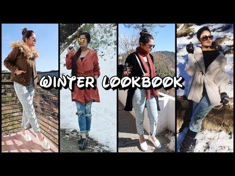 My TOP 5 Winter Jackets with Romwe// Narkanda/Kufri Vlog//Outfit Ideas//Winter LOOKBOOK