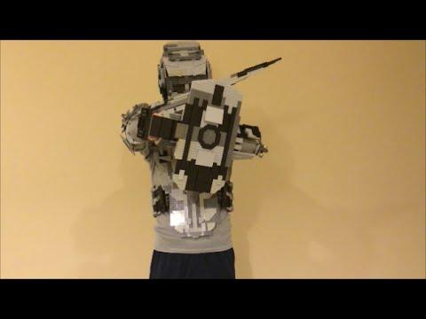 Lego Armor Mark IV