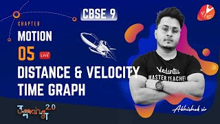 Motion L-5 (Distance and Velocity Time Graph) CBSE Class 9 Physics Chapter 1 - NCERT   Umang Vedantu