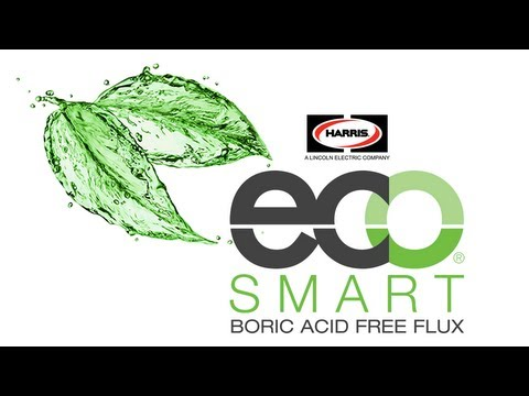 ECO SMART® Boric Acid Free Brazing Flux by Harris