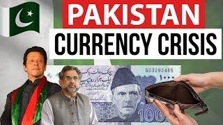 Pakistan Currency Crisis - IMF or China? Who will bailout Pakistan - Current Affairs 2018
