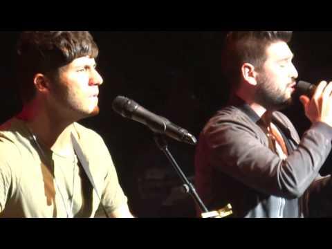 Dan & Shay, Boys 2 Men cover