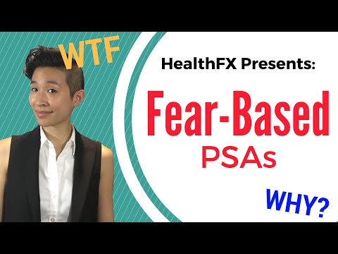 THIS IS HOW THEY GET YOU: Fear-based PSAs
