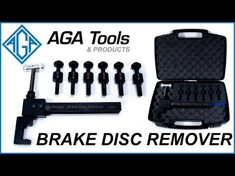AGA Brake Disc Remover Kit
