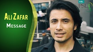 Ali Zafar Is Excited To Perform In HBl PSL Opening Ceremony   PSL  PSL 2018