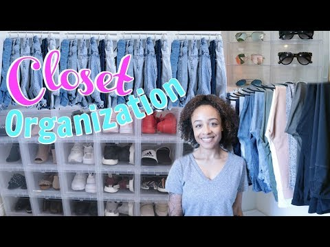 Cheap Closet Organization Ideas! $1 to under $6