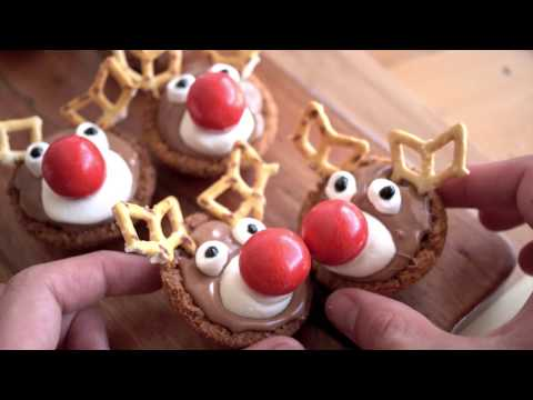 How to make Reindeer Tarts