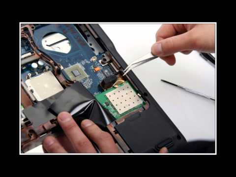 Acer Aspire 3100 노트북 분해(Laptop disassembly)