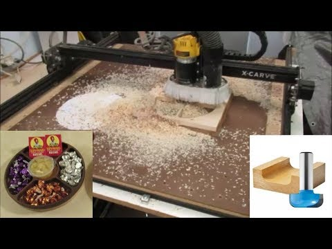 Can X-Carve Handle Large Router Bits?
