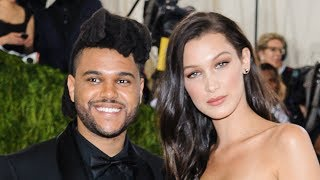 Bella Hadid RESPONDS To Rumors She Was Kissing The Weeknd At Coachella