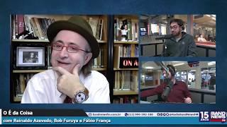 Reinaldo Azevedo: Bolsonarismo em site pornô desmoraliza a pornografia