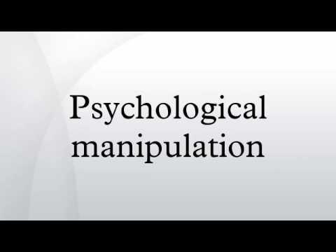 Psychological manipulation
