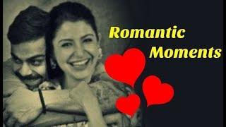 Top 5 Romantic Moments Of Anushka Sharma And Virat Kohli