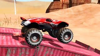 Mmx Offroad Hill Racing #3 Android Gameplay Hd Offroad Rc Monster Trucks Racing Cars Games For Kids