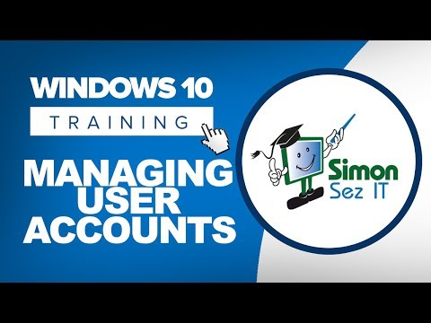 How to Set Up, Configure and Manage User Accounts on Windows 10