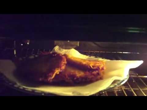Angela describes how to make German Potato Pancakes (Kartoffelpuffer)