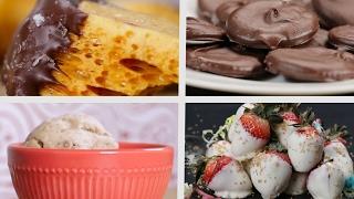 4 Vegan Dessert Recipes