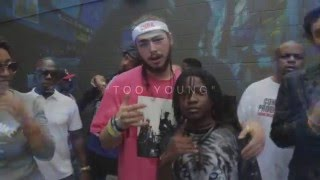 Post Malone feat. Key! - Came Up (Music Video)