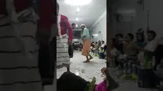 رقص شعبي رووووعه  تراث من جبل حرير