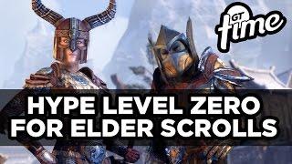 Hype Level Zero for Elder Scrolls - GT Time (Feb 4 2016)