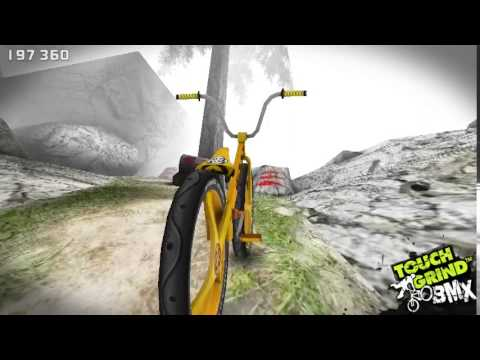 bmx how to get a silver medal in northland - Touchgrind BMX