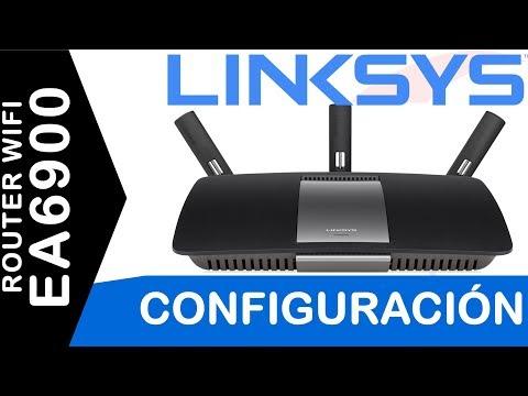 Configuracion paso a paso  wifi router  linksys ea6900 Tecnocompras