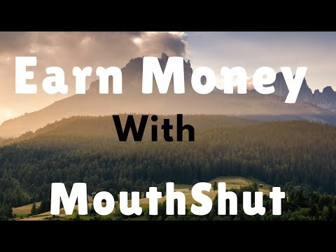 How to Earn Money with MouthShut