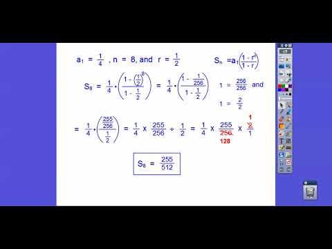 Finite Geometric Series - Module 12.3 (Part 2)