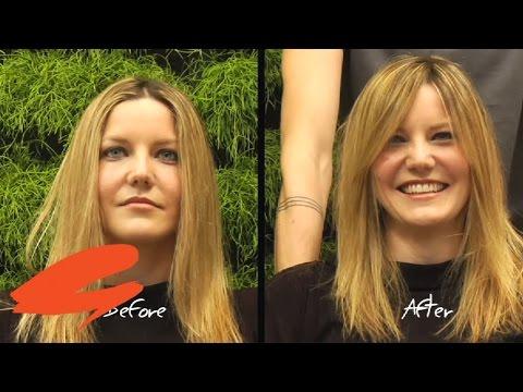 George Northwood's 'gringe' hair tutorial | Get The Gloss