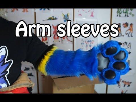 //Tutorial #13// Arm Sleeves