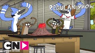 Sürekli Dizi   Mordecai ve Rigby Mordecai ve Rigby ile Tanışırsa   Cartoon Network Türkiye