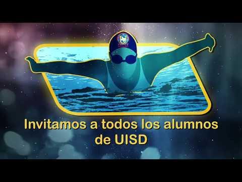 Summer swim camp 2018 PSA Spanish