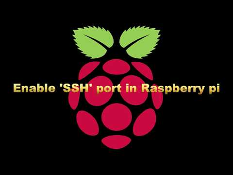 Enable SSH on Raspberry pi for Remote Access ✔ (Easiest Way)