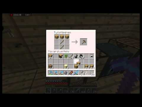 MineCraft Tutorial Basic tools