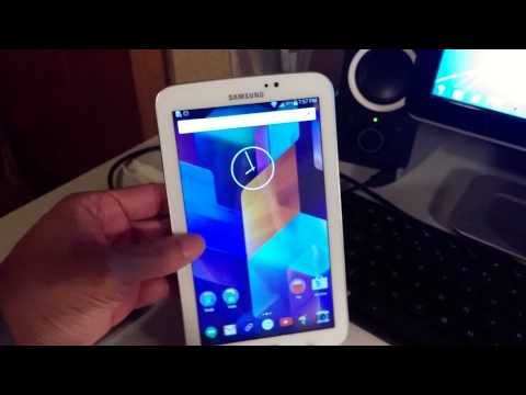 Samsung Galaxy tab 3 lollipop Google Now Launcher