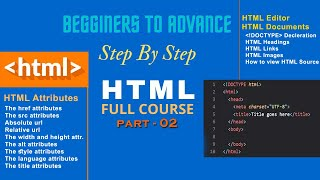 HTML Tutorial for Beginners-Introduction/HTML Bangla Tutorial for Beginners - Introduction