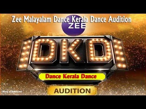 Zee Malayalam Dance Kerala Dance Audition Details and Registration #ZeeMalayalam #Audition2018 #WoB