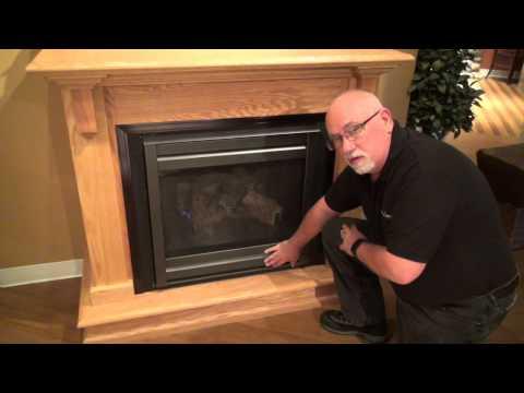 Heat & Glo® Gas Fireplace Operation Video
