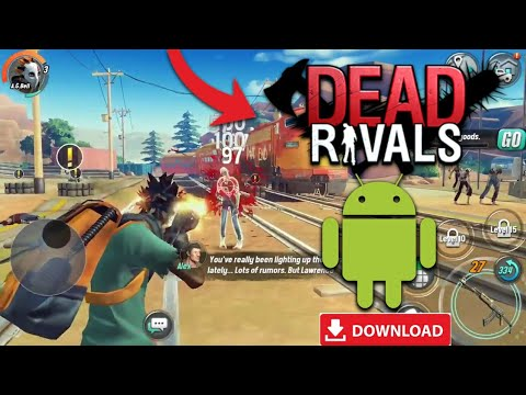 Wow Dead Rivals - Zombie MMO is Now Released On Android/IOS | Download Now | Best MMO Android Game