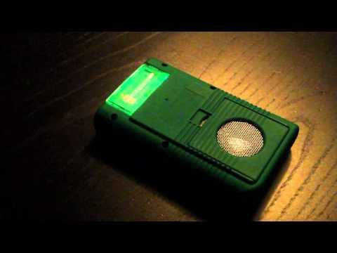 Gameboy Reloaded -  Sound Reactive Leds