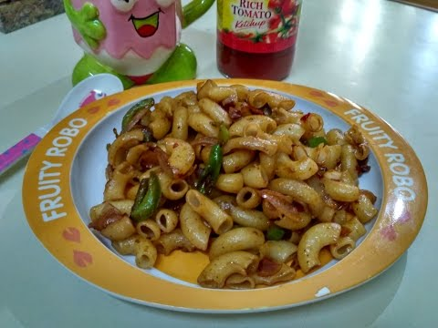 Spicy Vegetable Macaroni | Vegetable Macaroni Recipe | How to make Macaroni