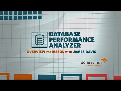 Database Performance Analyzer for Microsoft SQL Server Overview