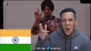 BRITISH FIRST REACTION TO INDIAN MUSIC - Sidhu Moose Wala - B Town