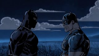 Marvel Knights Animation - Black Panther - Episode 1
