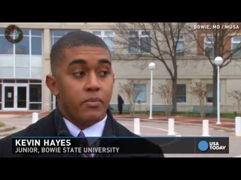 Bowie State student sues fraternity over hazing