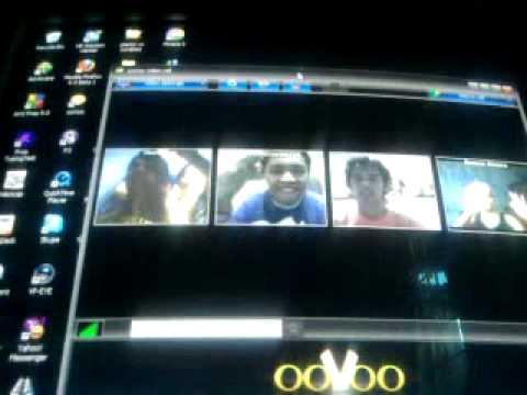ooVoo (My friends Filipino Deaf)