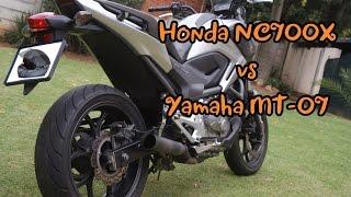 Honda NC700x DCT Additions and modifications  Oklahoma Hank