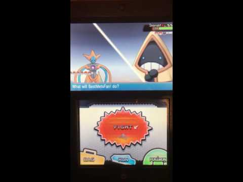 How To Get a Dusk, Dawn, or Shiny Stone in Pokemon ORAS